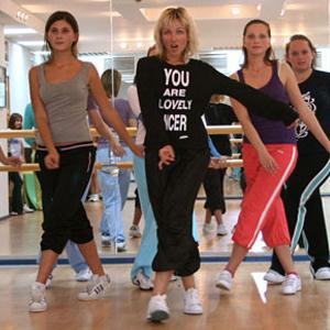 Школы танцев Сараев