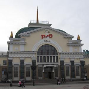 Железнодорожные вокзалы Сараев